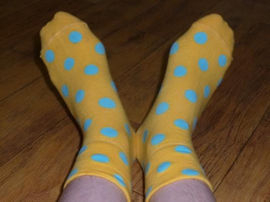 Jjimjilbang socks