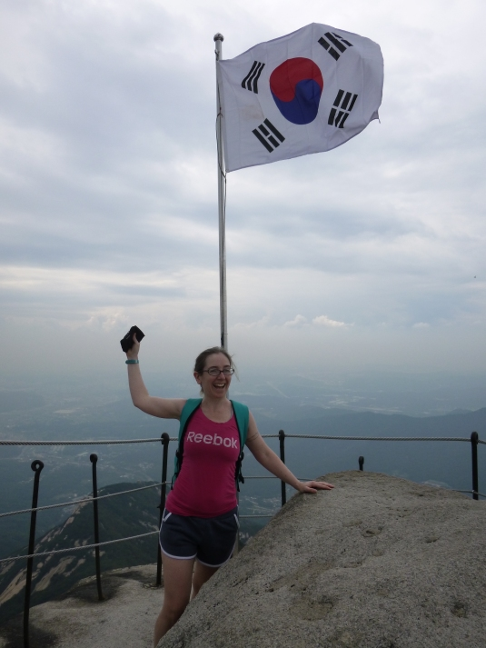 Mt. Bukhan, Seoul