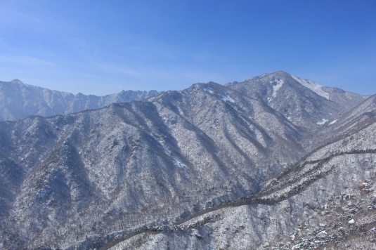View from Ulsanbawi