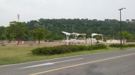 Small bike park