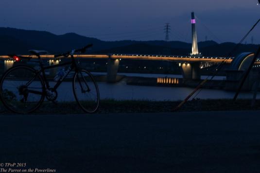 Gangcheon Goryeong dam, Daegu