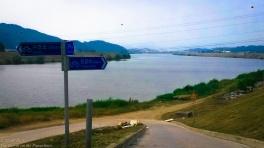 bridge at Chungju