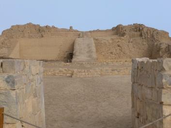 Pachacámac ruinas