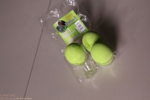 Green eggs...
