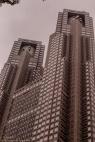 TMG building towers
