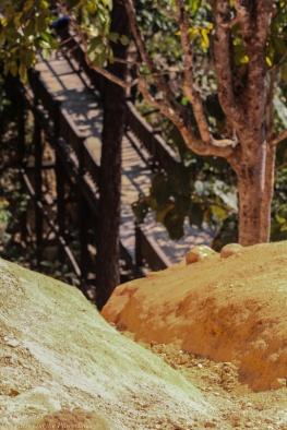 Pai Canyon bridge