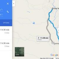 Run day Monday: Pai Canyon