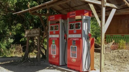 Pai gas station