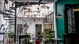 Boeing coffee shop, Hanoi