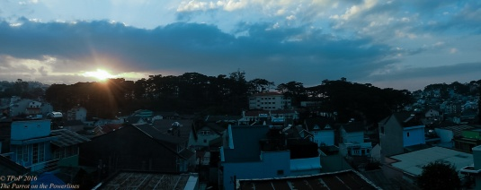 Da Lat sunset