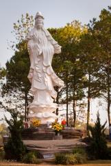 Linh Phong Lady Buddha