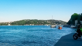 looking back to Bebek