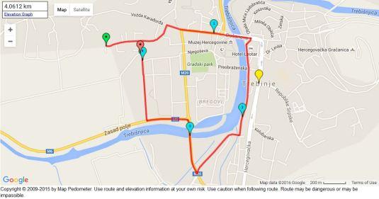 Trebinje 4km