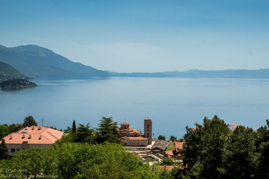 Departure point: Ohrid
