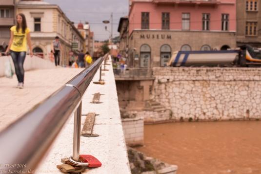 Locks Sarajevo