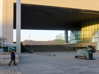 National Museum and Namsan