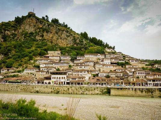 Berat museum city