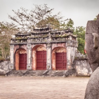 Three Things Thursday; Nguyen tombs of Hue