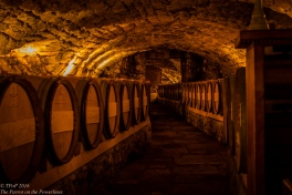 Wine cellars of Tvrdos monastery
