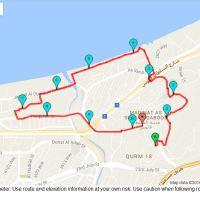 Run day Monday: MSQ 10km beach loop