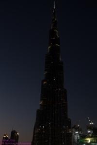 Burj-by-night