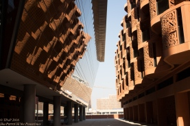 Old and New in Masdar City