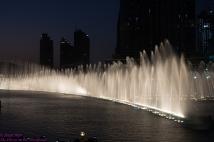 Racing fountains